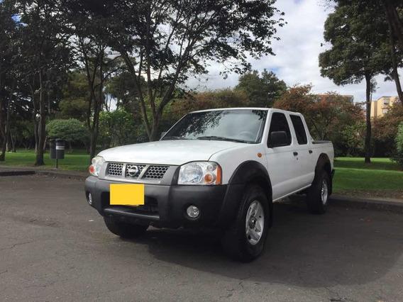 Nissan Frontier 4x4 2.400