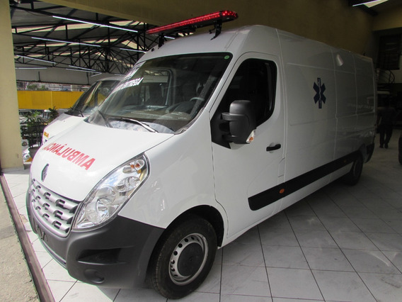 Master Ambulância Básica Simples Remoção 2019