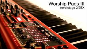 Worship Pads 3 - Nord Stage 2 2ex 3
