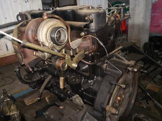 Motor De Isuzu Npr