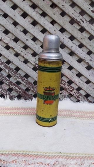 Termos Vintage Termirey Capacidad 1 Litro