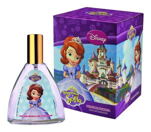 Perfume Disney Princesita Sofìa En Caja 50ml