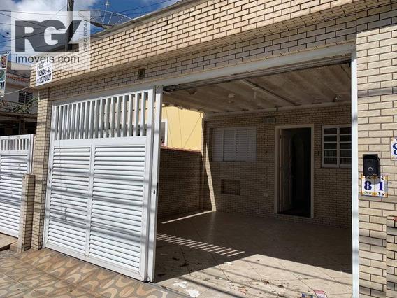 Casa Com 2 Dormitórios À Venda Por R$ 460.000,00 - Vila Belmiro - Santos/sp - Ca0633