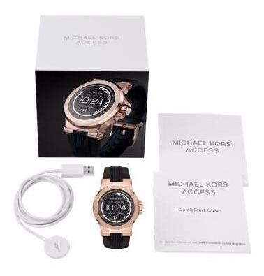 Relógio Smart Michael Kors Mkt 5010