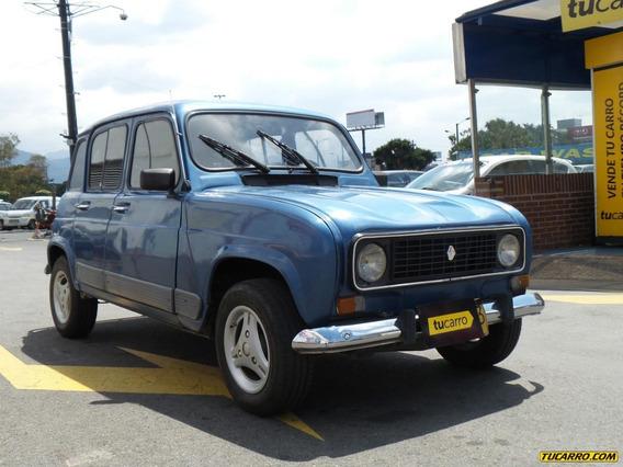 Renault R4 1.3