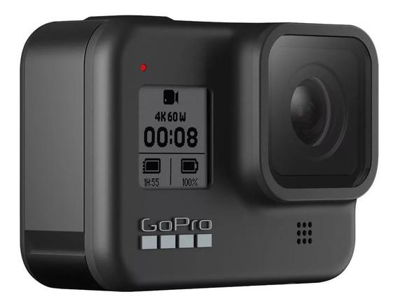 Go Pro Camara Hero8 Black Sumergible 12mpx Premium