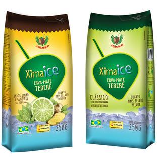 Ximaice Classico + Limão E Gengibre Erva Mate Tereré 4 Kg