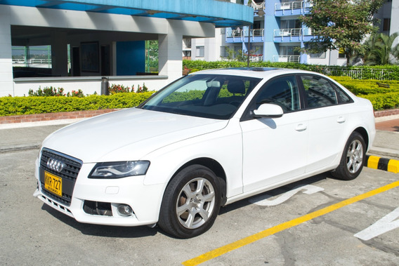 Audi A4 1.8 Turbo Comfort 2011 - Blanco
