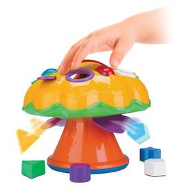Cogumelo Pedagógico Educativo Divertoys Brinquedos