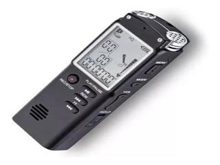 Grabadora Voz Digital 16gb Modo De Grabación Telefonica Mp3