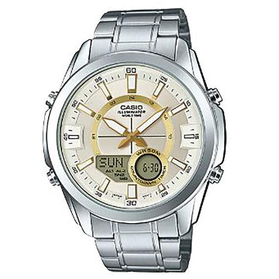 Relógio Casio Gents Masculino Amw-810d-9avdf