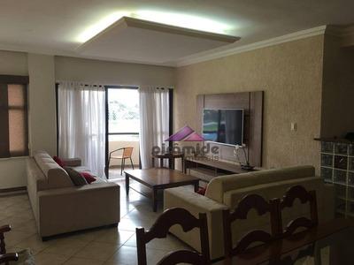 Apartamento Residencial Para Locação, Vila Ema, São José Dos Campos. - Ap8660