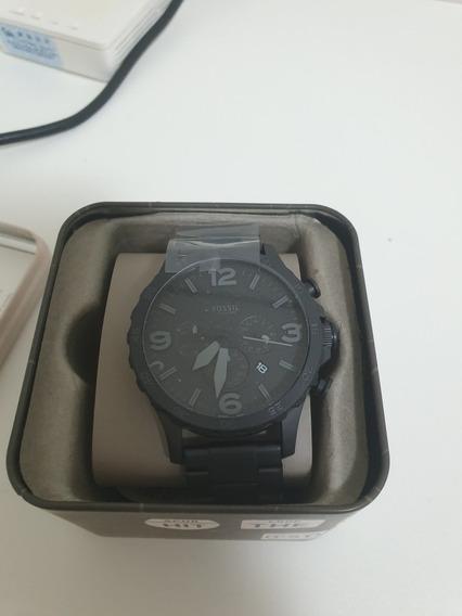 Relógio Fossil Nate Quartz Casual Jr1401