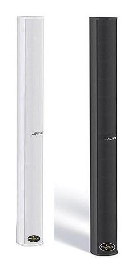 Coluna Bose Ma12 Line Array Modular Panaray Branca - Garanti