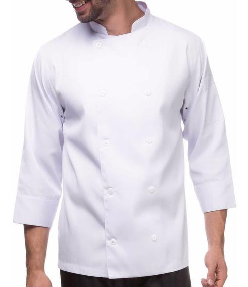 Doma De Chef Nome Bordado Gastronomia, Jaqueta Gambuza Top