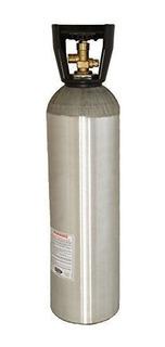 Tanque De Cilindro De Aluminio De 20 Lb De Co2 Vacío Nuevo C