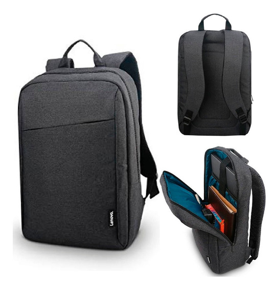 Mochila Impermiable Lenovo B210 Para Laptop 15.6