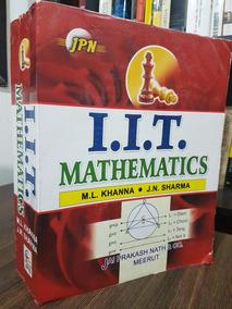 Raro - Ime Ita Olimpíadas Iit - Mathematics - M.l Khanna