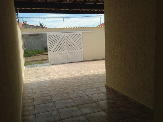 Casa A Venda Lado Praia Em Itanhaém No Cibratel - Ref 6922 E