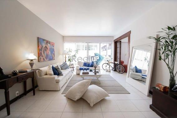 Excelente Apartamento De 4 Quartos Com Vaga Em Ipanema! - 19130