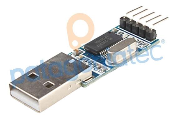 Adaptador Conversor Usb Ttl Serie Pl2303 5v 3.3v Ptec