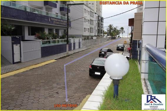 Apartamento 1 Quarto Para Venda Em Praia Grande, Ocian, 1 Dormitório, 1 Banheiro, 1 Vaga - Ap00086