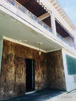 Casa Com 7 Dormitórios À Venda, 400 M² Por R$ 850.000 - Vila Valqueire - Rio De Janeiro/rj - Ca0196