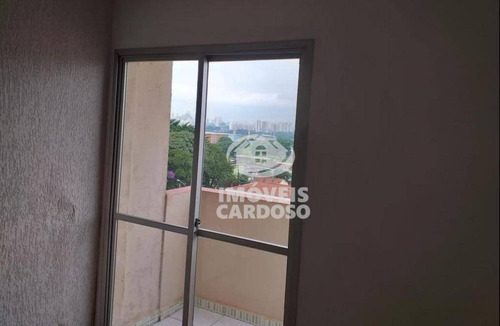 Imagem 1 de 4 de Apartamento Com 2 Dormitórios À Venda, 47 M² Por R$ 293.000,00 - Parque São Domingos - São Paulo/sp - Ap3548