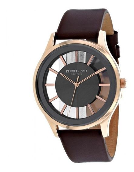 Relógio Clássico Kenneth Cole Homem Luxo Precioso