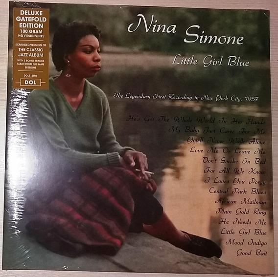 Nina Simone Little Girl Blue Lp
