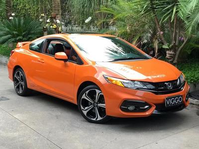Honda Civic 2.4 Si 16v Gasolina 2p Manual
