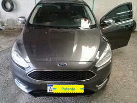 Ford Focus Iii 2.0 Sedan Se Plus At6 Con Pantalla Con Gps