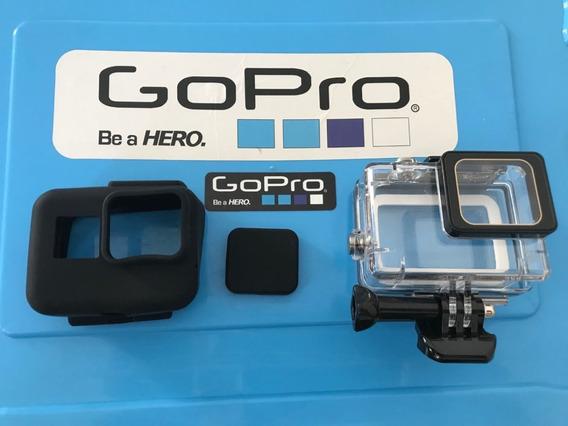 Gopro Kit Case Hero 5 6 7 Black Prova D
