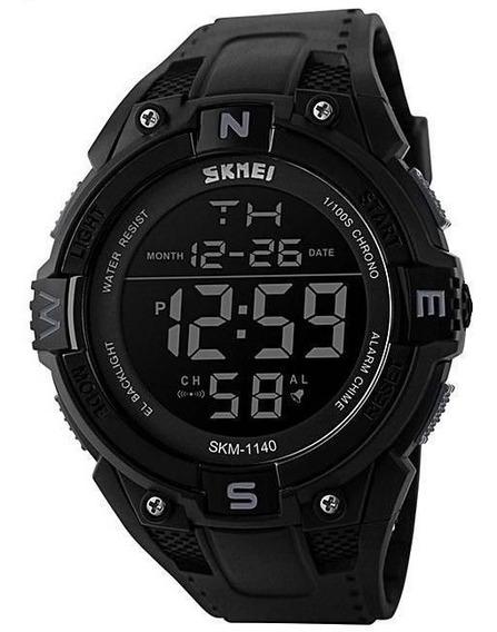 Relógio Masculino Skmei Cronômetro, Alarme, Luz Negra... (original)