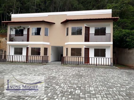 Apartamento Em Vila Margarida - Miguel Pereira - 2710