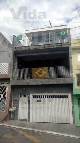 Casa/sobrado Em Jardim Roberto  -  Osasco - 36533