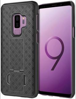 Case/funda Clip Holster, Cellet Para Samsung Galaxy S9+ Plus