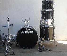 Bateria Acustica Sonor Force - 507 Instrumento Musical