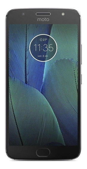 Motorola Moto G G5S Plus 32 GB Lunar gray 3 GB RAM