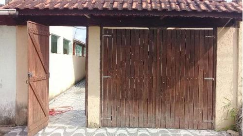 Bonita Casa Escriturada Lado Serra Em Itanhaém - 3692   Npc