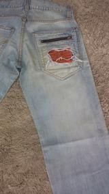 Calça Jeans Opera Rock 38 Masc