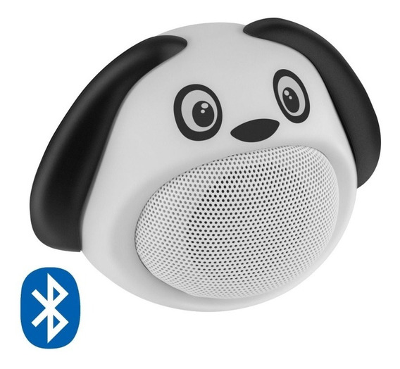 Mini Bocina Bluetooth Animal Manos Libres Steren Boc-869