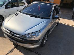 Peugeot 206 1.6 Quiksilver 2002