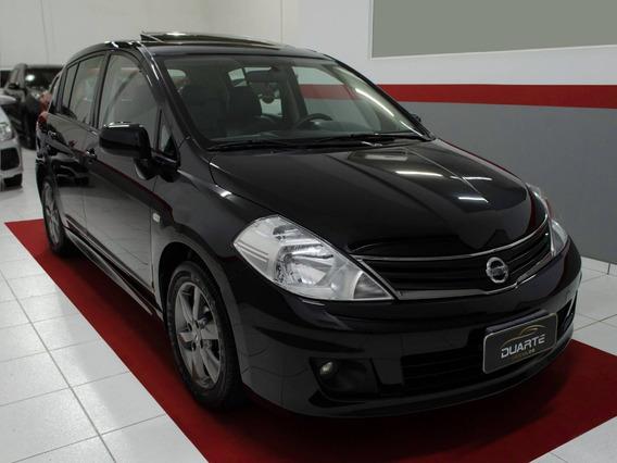 Nissan Tiida 2012 Sl 1.8 Automática - Excelente Estado