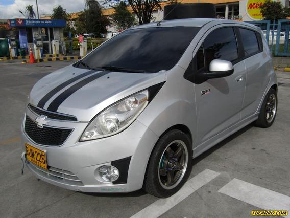 Chevrolet Spark Gt Aa Ltz