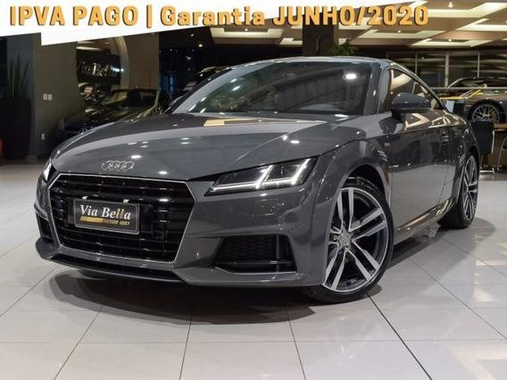 Audi Tt Coupé Sline 2.0 Tfsi