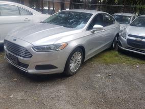 Ford Fusion 2.0 Se Híbrido Cvt 2016