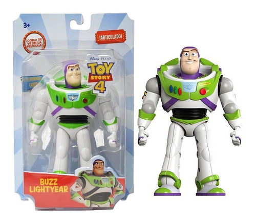 Imagen 1 de 10 de Juguete Muñeco Figura Articulada Toy Story 4 Personajes