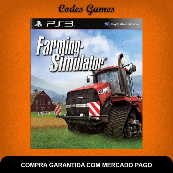Farming Simulator 2013 - Ps3 - Pronta Entrega