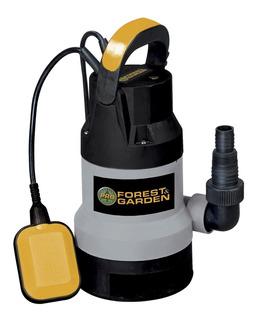 Bomba Sumergible Forest Garden 3/4 Hp Para Agua Sucia Desagote De Piletas Sotanos